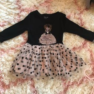 Other - Polka dot tutu dress